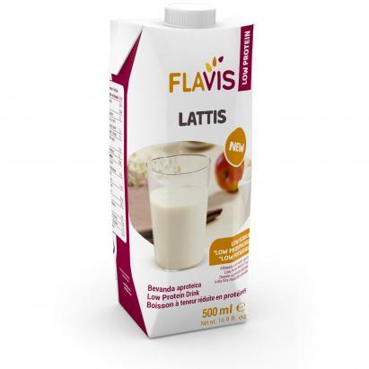 FLAVIS Latte Lattis 500 Ml